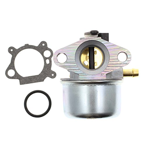 799868 Carburetor Fits 498170 497586 497314 698444 498254 497347 Models, 4-7 hp Engines with No Choke, Replacement Carburetor with Gasket and O-Ring