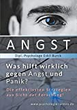 Angst - Was hilft wirklich gegen Angst und Panikattacken?: Die effektivsten Strategien gegen Angst und Panik aus Sicht der Forschung - Eskil Burck
