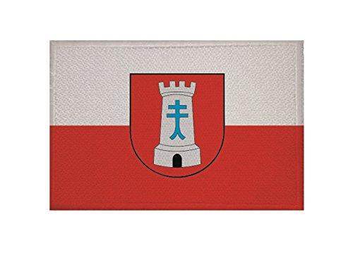 U24 Aufnäher Bietigheim-Bissingen Fahne Flagge Aufbügler Patch 9 x 6 cm