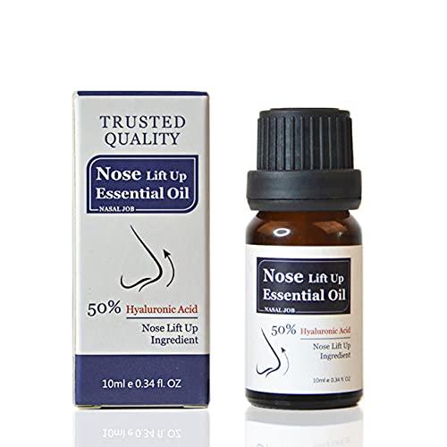 10 ml Natuurlijke Kruidenextracten Neus Lift Up Essentiële Olie Gezondheidszorg Massage Olie Neusbeen Remodellering Lavendelolie