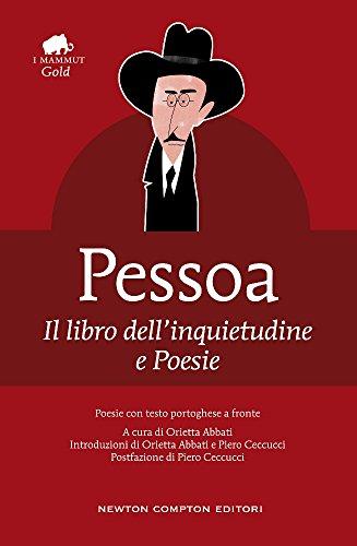 Il libro dell'inquietudine-Poesie. Testo portoghese a fronte