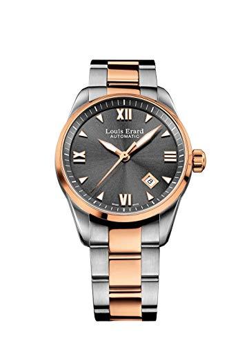 Louis Erard Collezione Automatica Heritage 2 Toni Oro Rosa 69103AB23.BMA33