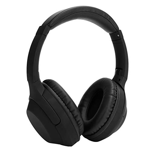 Mxzzand Auriculares Deportivos HiFi con reducción de Ruido estéreo antisudor Bluetooth 5.0 TM-071 montados en la Cabeza, Compatible con múltiples protocolos