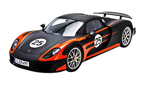 Spark–18s170–Porsche 918Spyder Weissach–2013–Maßstab 1/18