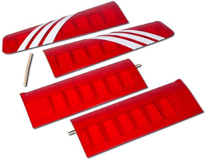 Tragfläche mit Querrudern für Amigo I,II,III,IV - Thermikbooster und fast alle RC Elektroflieger mit Rumpflängen von 900 - 1300 mm B00J5HGKSK eine große Vielfalt   | Zart