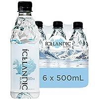 6-Count Icelandic Glacial Natural Spring Alkaline Water