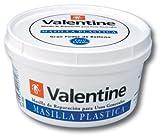 Valentine 0 Masilla plastica yeso blanco 500 ml