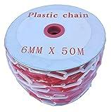 SNS SAFETY LTD Kunststoffkette Absperrung 6 mm