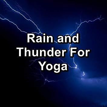 Rain and Thunder For Yoga