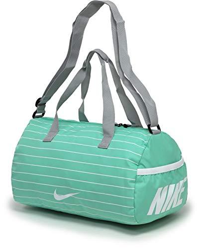 [ナイキ(NIKE)] GIRLS ドローストリング プールバッグ 1984906 27 エメラルドライズ 14L