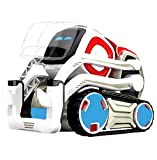IPG for Cozmo Robot Face Screen Guard KIT Excellent Protector from Unexpected Attacks of Kids and Pets. Include Wheels & Bumpers Decoration Set (Light Blue)