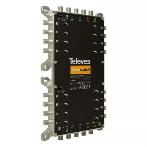 'Televes – nevoswitch 5 x 5 x 16