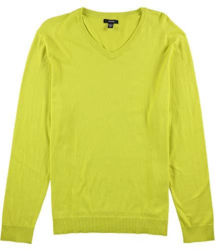 Alfani Mens V-neck Sweater