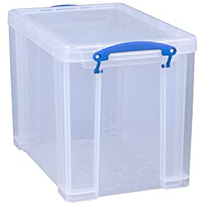 Really Useful Box 19 Litre Clear