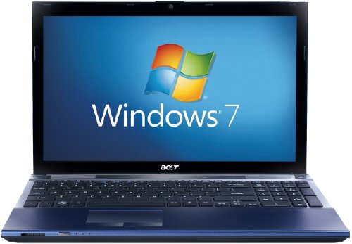 Acer Aspire Timeline X 5830TG 15.6 inch Laptop - Aluminium (Intel Core i5-2450M 2.5GHz, RAM 8GB, HDD 500GB, DVD-Super Multi DL, LAN, WLAN, BT, Webcam, Windows 7 Home Premium 64-bit)