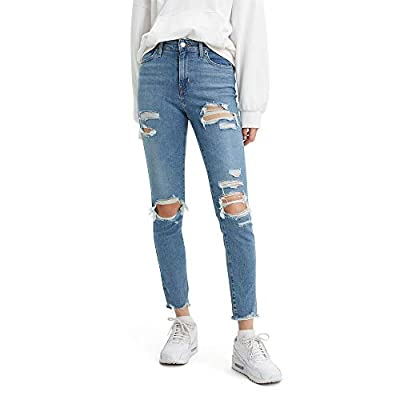 Levi's Women's 721 High Rise Skinny Jeans, Take Me Out, 29 (US 8)