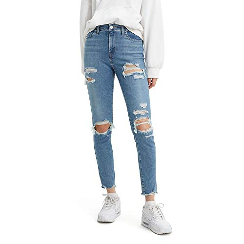 Levi's Women's 721 High Rise Skinny Jeans, Take Me Out, 30 (US 10)