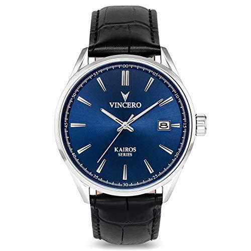 Vincero Men's Kairos Luxury Watch...