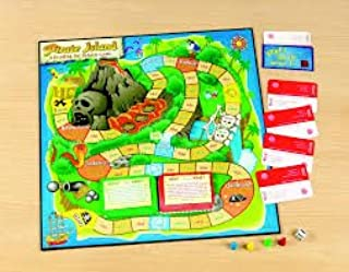 pirate island reading for details game