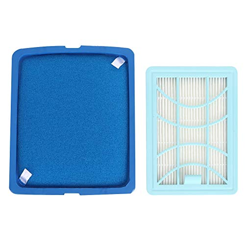 Duokon luchtfilter motor filter ABS + spons geur allergieën rook vervanging geschikt voor FC9732 FC9728 FC9735 stofzuiger