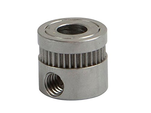 Monoprice 112638 3D Printer Stepper Motor, Gear Vervanging voor gebruik In Herziening 1 Printer Alleen