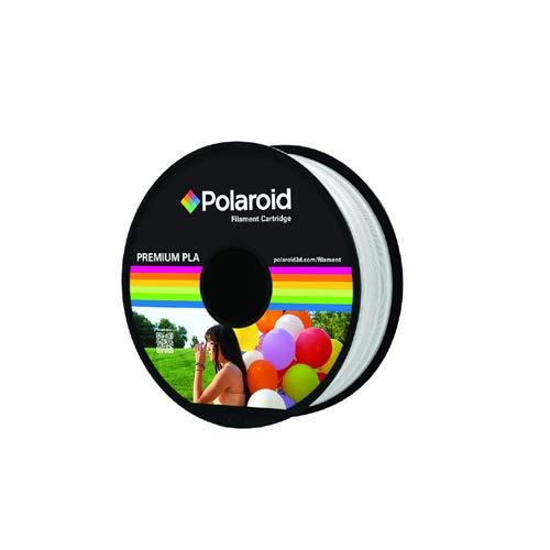 Polaroid 3D 1Kg Universal Premium PLA Filament Material White