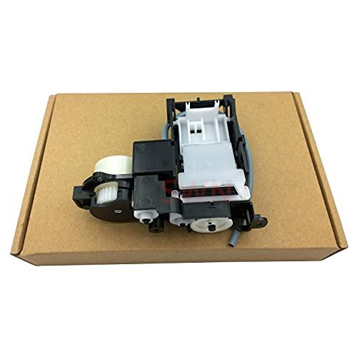 Neigei Accesorios de Impresora Estación de tapado Compatible con Epson A50 P50 T50 T59 T60 R260 R270 L800 L801 L805 R285 R280 R390 Conjunto de Bomba Conjunto DE Sistema DE Tinta (Color: 5 Piezas)