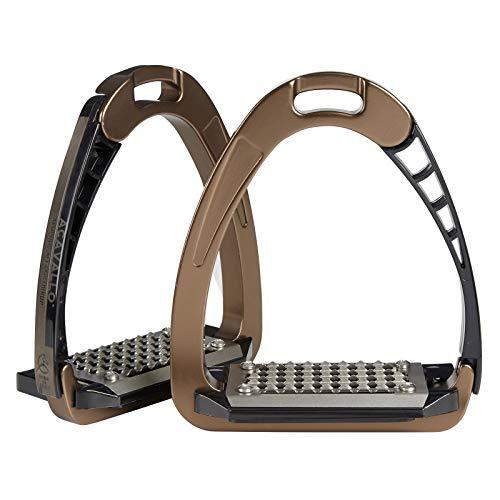 Arena Alupro Safety Steigbügel Farbe: brown