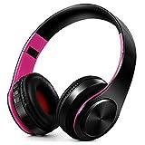 FARVOICE Bluetooth Headphones Over Ear Noise Cancelling Stereo Wireless Headset Wireless Headphone Headset