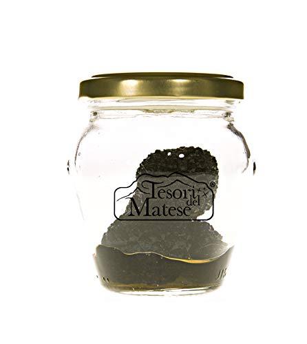 Trufa de verano negra natural – Trufa fresca entera en tarro | 25 g