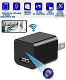 Spy hidden camera wireless wifi charger HD camera, mini hidden babysitter camera