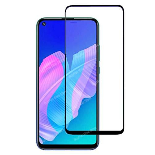 Bildschirmschutz aus gehärtetem Glas für Huawei P40 Lite E, [2er-Pack] Bildschirmschutzfolie, vollständige Abdeckung, Schutzglas für Huawei P40 Lite E Handy