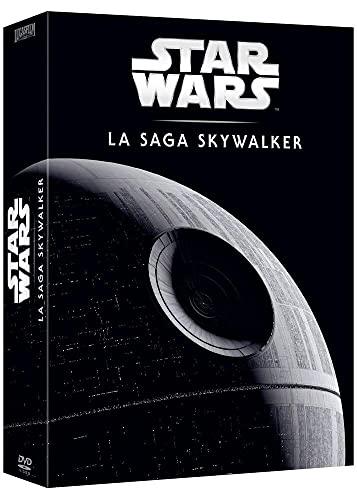 Star wars - la saga skywalker - intégrale - 9 films [FR Import]