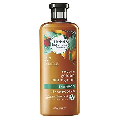 Herbal Essences Biorenew Golden Moringa Oil Smooth Shampoo, 13.5 FL OZ