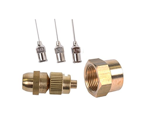 Microbrenner Set für Lötfreund, Schweißfix und Roxygeräte