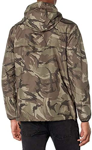 Camo jacket men fashion _image2