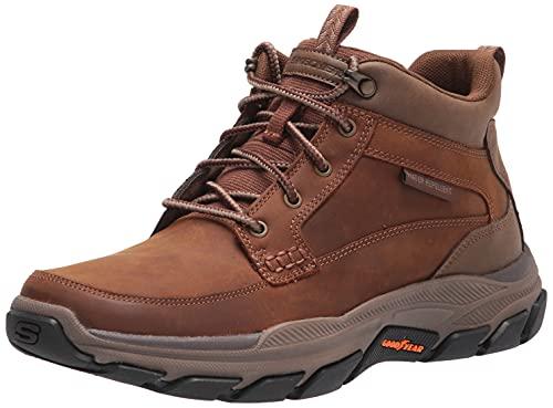 Skechers USA Men's Men's 204454 Ankle Boot, CDB, 9.5