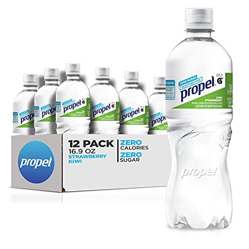 Propel, Kiwi Strawberry, Zero Calorie Sports Drinking Water with...