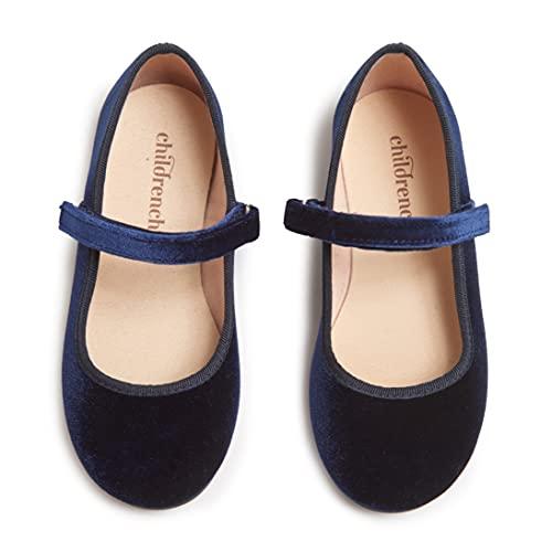 Top 10 best selling list for navy velvet flat shoes