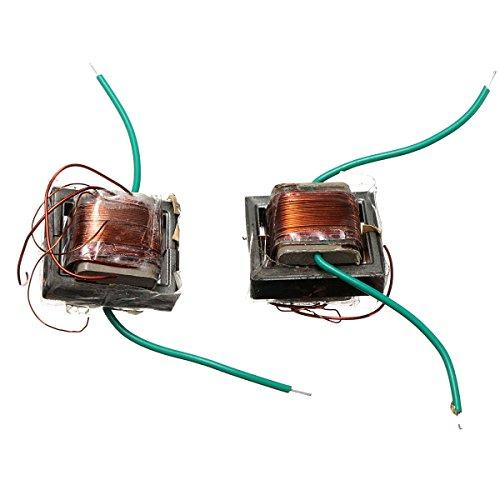 Ils - 2 stuks 10KV hoogfrequente hoogspanning transformator versterker spoelen inverter