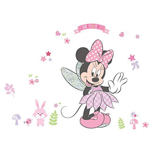 Pegatinas Infantiles Pared Minnie Pegatinas Decorativas Pared mickey Mouse Stickers Pared Mickey Dormitorio Calcomanias para Niños Pared Calcomanias Mickey