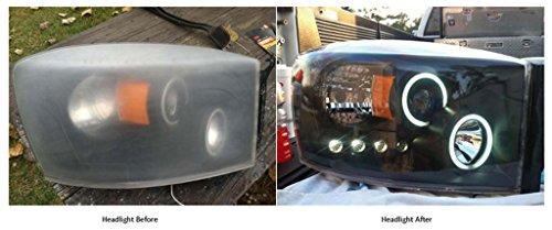 Wipe New HDL6PCMTRRT Headlight Restore Kit 2838/16
