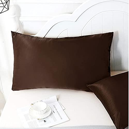 IKITOBI Sábana bajera ajustable para cama individual, suave, transpirable, 51 x 76 cm, 2 unidades