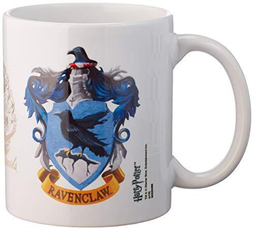 HARRY POTTER Tazza (Ravenclaw Crest), Ceramica, Multicolore, Unica