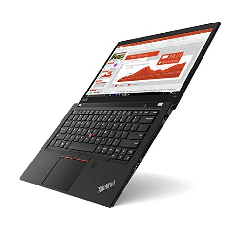 "Lenovo ThinkPad T490 14"" Full HD Business laptop, Intel Core i7-8565U (up to 4.60 GHz), 8GB Ram, 256GB SSD, Windows 10 Pro. 3 Year Warranty"