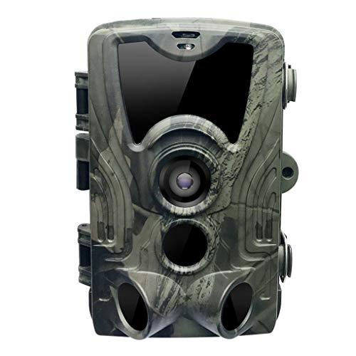 Guangcailun Filtro 20MP Trail cámara de Infrarrojos cámara de visión Nocturna de detección de Movimiento para el Exterior de la Fauna