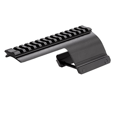 Sun Optics Mossberg 500 Shotgun Saddle Scope Mounts, 20 GA
