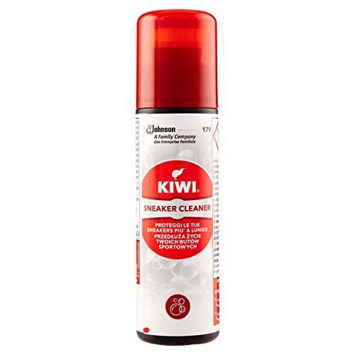 Kiwi Sneaker Cleaner - Espuma limpiadora para limpieza en seco de zapatos, 75 ml