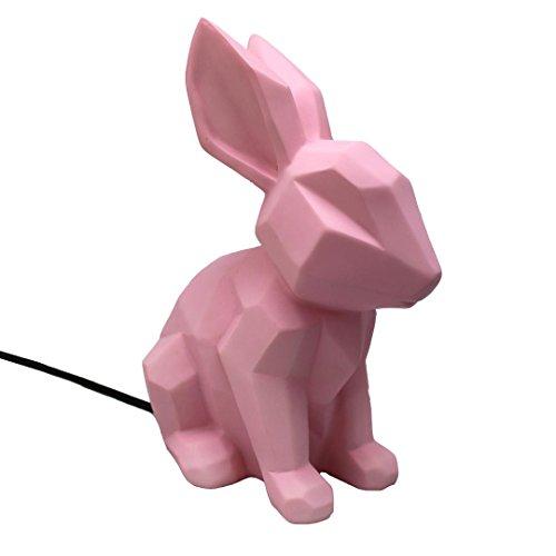 Lampe Lapin Rose / Pink