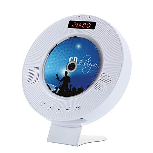 Portable DVD home video-speler, CD-speler Bluetooth high-definition speler, Engels herhalen leren muur gemonteerde CD